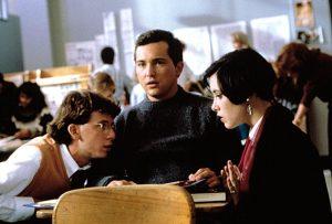 Three O'Clock High 1987 teen comedy cult classic