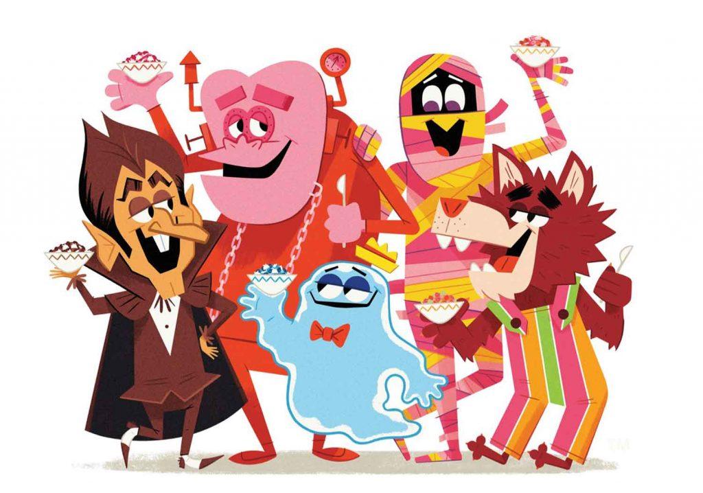 Count-Chocula-Franken-Berry-Boo-Fruit-Brute-General-Mills-monster-cereals