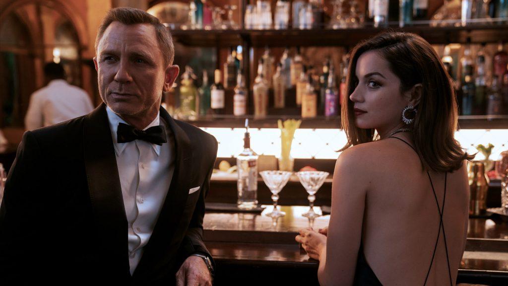 No Time To Die Daniel Craig Ana de Armas
