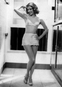 Carrie Fisher Under The Rainbow 1981 comedy underwear