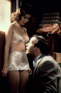 Carrie Fisher underwear scene Under The Rainbow 1981 Chevy Chase