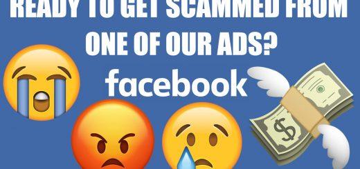 Facebook Ad Scams