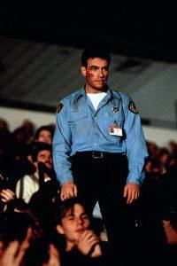 Jean-Claude Van Damme Sudden Death hockey arena Die Hard action movie