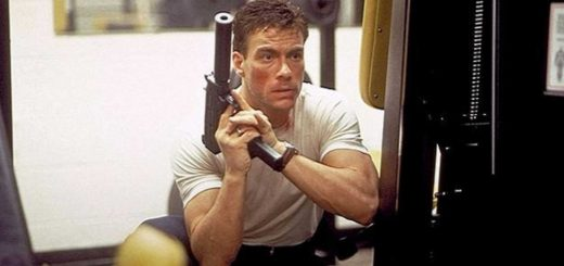 Sudden Death 1995 Jean Claude Van Damme action movie