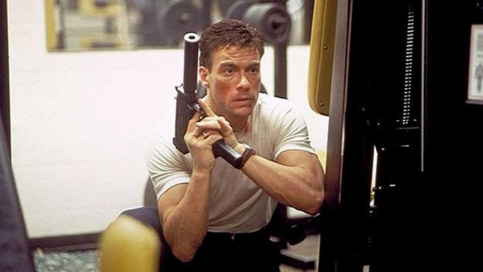 Sudden Death 1995 Jean Claude Van Damme action movie