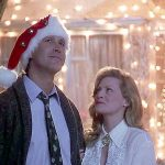 Chevy Chase Beverly D'Angelo Christmas Vacation 1989 holiday comedy