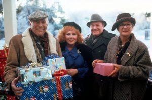 Christmas Vacation 1989 in-laws John Randolph Doris Roberts E.G. Marshall Diane Ladd
