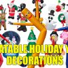 Inflatable Holiday Yard Decorations
