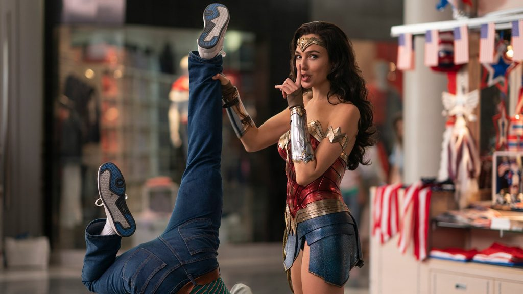 Gal Gadot Wonder Woman 1984 2020 sequel
