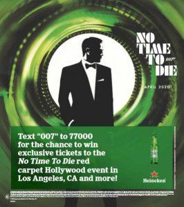 Heineken-No-Time-To-Die-delay-marketing-sponsor-promotion