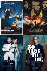 James-Bond-007-longest-delay-films-Licence-To-Kill-GoldenEye-Spectre-No-Time-To-Die