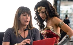 Patty Jenkins Gal Gadot Wonder Woman 1984 filming behind scenes