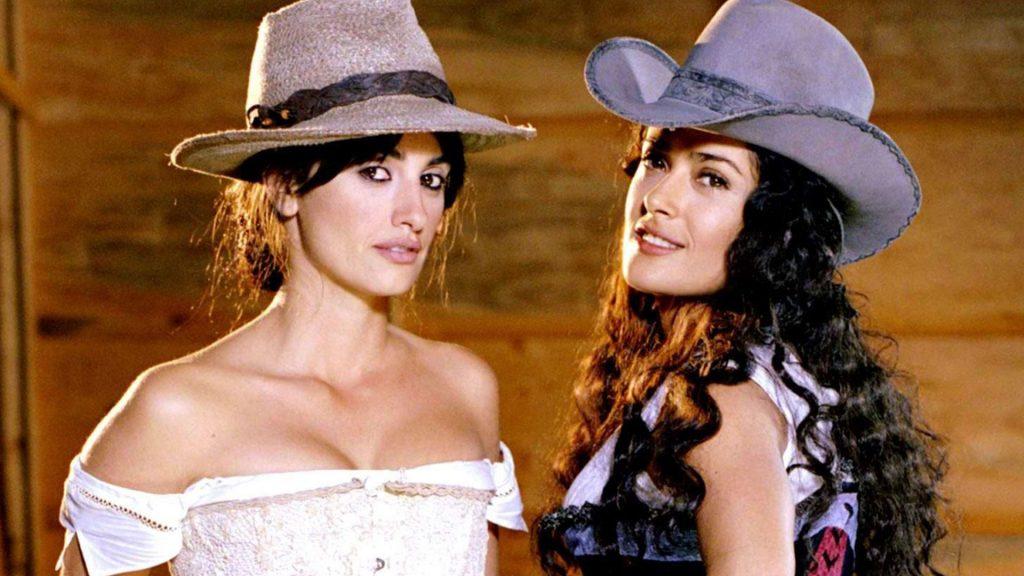 Penelope-Cruz-Salma-Hayek-Bandidas-2006-western-comedy