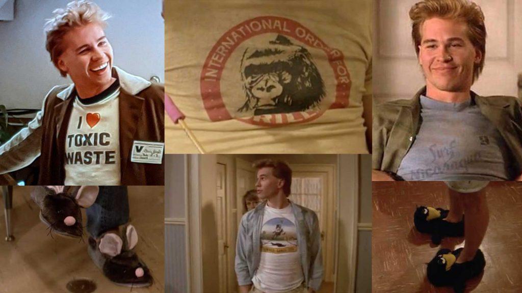 Real-Genius-1985-Val-Kilmer-shirt-slippers-wardrobe
