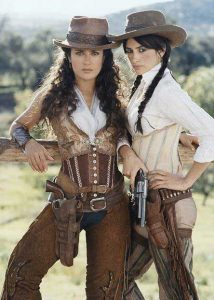 Salma-Hayek-Penelope-Cruz-Bandidas-2006-western-comedy