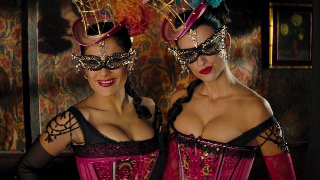 Salma-Hayek-Penelope-Cruz-sexy-Bandidas-2006-western-comedy