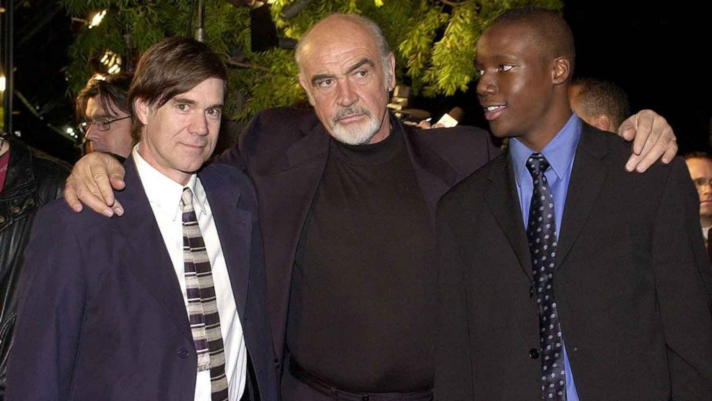 Finding-Forrester-2000-Gus-Van-Sant-Sean-Connery-Rob-Brown-premiere