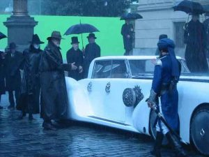 League-Extraordinary-Gentlemen-2003-filming-production
