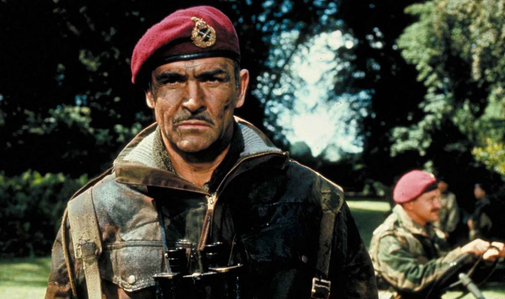 Sean-Connery-A-Bridge-Too-Far-1977-war-movie