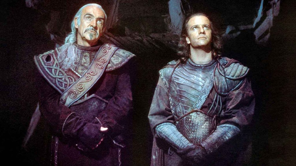 Sean-Connery-Christopher-Lambert-Highlander-2-Quickening-1991