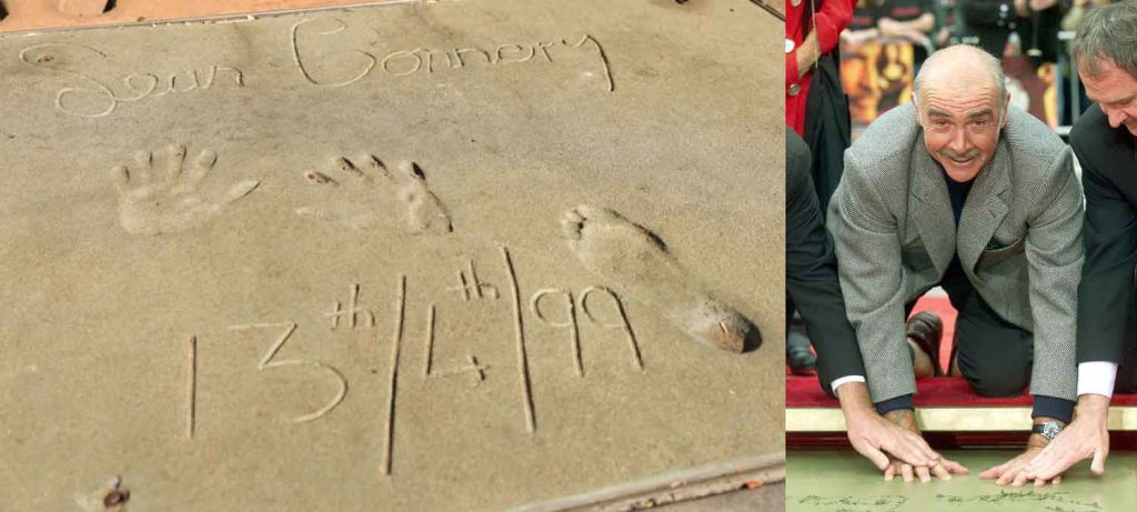 Sean-Connery-Graumanns-Chinese-Theatre-handprints-cement