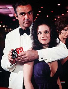 Sean-Connery-Lana-Wood-Diamonds-Are-Forever-1971-affair