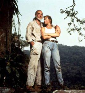Sean-Connery-Lorraine-Bracco-Medicine-Man-1992