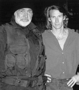 Sean-Connery-Michael-Bay-The-Rock-1996-filming