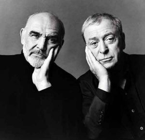 Sean-Connery-Michael-Caine-lifelong-friends
