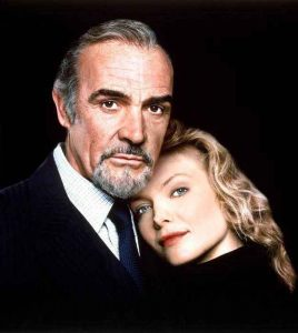 Sean-Connery-Michelle-Pfeiffer-Russia-House-1990-spy-thriller-romance