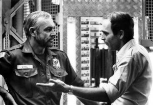 Sean-Connery-Peter-Hyams-filming-Outland-1981