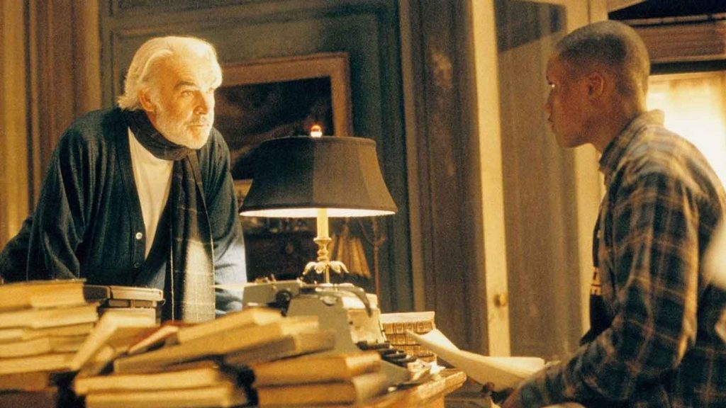 Sean-Connery-Rob-Brown-Finding-Forrester-2000-drama