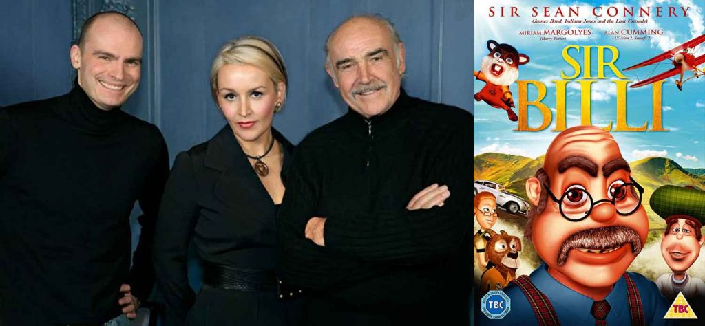 Sean-Connery-Sir-Billi-animation-voice-Tessa-Sascha-Hartmann