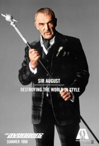 Sean-Connery-in-The-Avengers-1998-poster-Sir-August-de-Wynter
