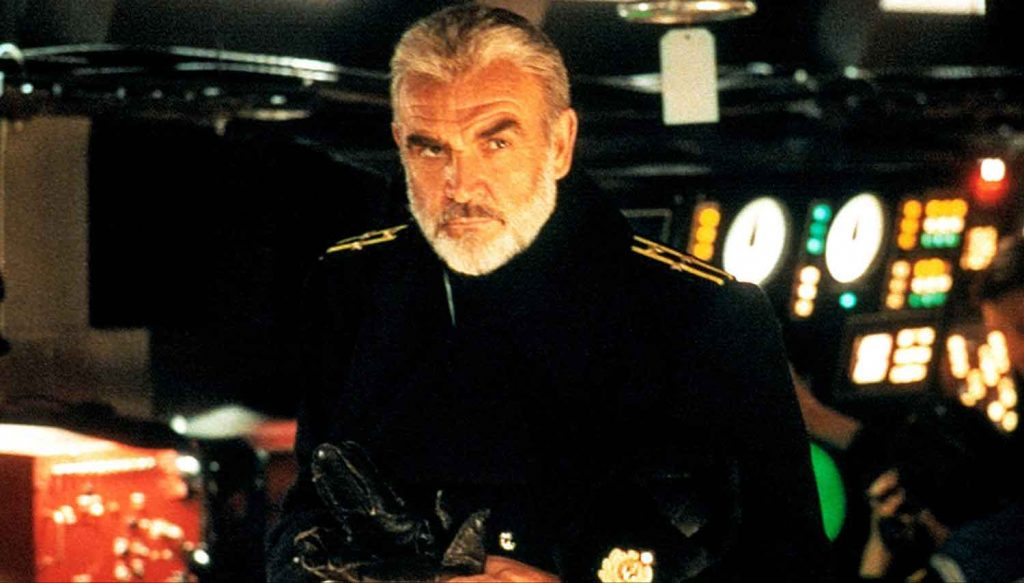 The-Hunt-For-Red-October-1990-Sean-Connery-submarine-movie