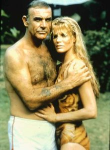 Sean-Connery-Kim-Basinger-Never-Say-Never-Again-1983-James-Bond-return