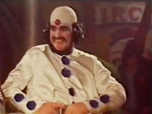 Sean-Connery-circus-clown-costume-Circusia-1976-short-film