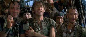 David-Warner-The-Island-1980-pirates