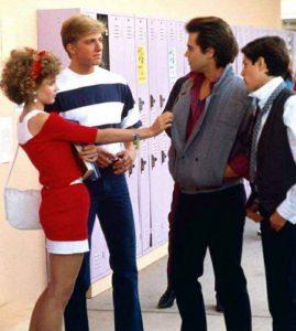 William-Zaptka-Clayton-Rohner-Joyce-Hyser-Just-One-of-the-Guys-1985-teen-comedy