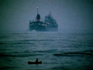 Paddle-To-The-Sea-carved-wooden-Indian-canoe-short-film-1966